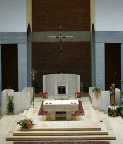 Galerie RUMI | Bayerisch-Iranische Gesellschaft Kirche