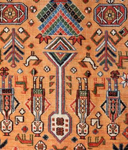 Galerie RUMI | Klassische Teppiche hochformat