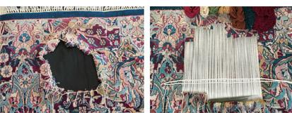 Galerie RUMI | Teppichschäden | wasserschaden