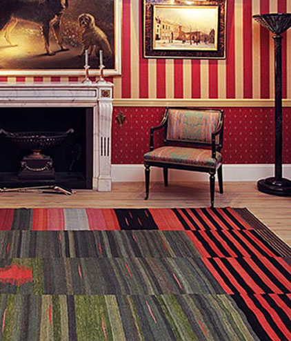 Galerie RUMI | Teppich im Raum